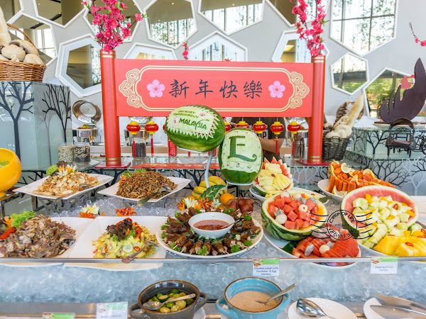 Eastin Hotel Sunday Lunch Buffet - Flavours of Malaysia