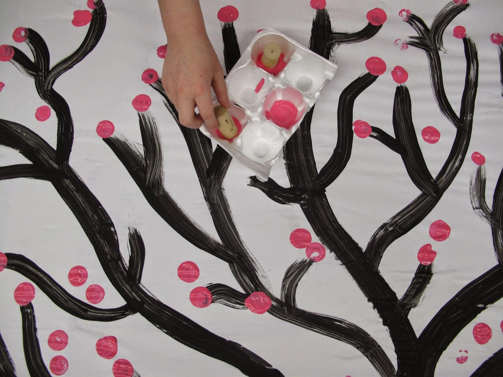 Metamora Community Preschool Cherry Blossoms