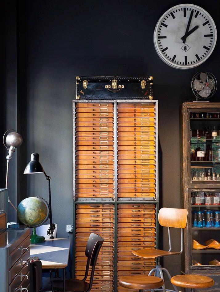 la fabrique d co style industriel comment d corer fa on loft ou atelier. Black Bedroom Furniture Sets. Home Design Ideas