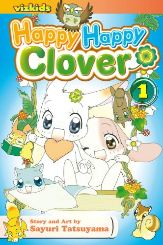 Happy Happy Clover - VietSub (2010)
