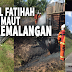 AL FATIHAH - 7 maut, 5 daripadanya rentung Jalan Ladang Risda Palong, Jempol,