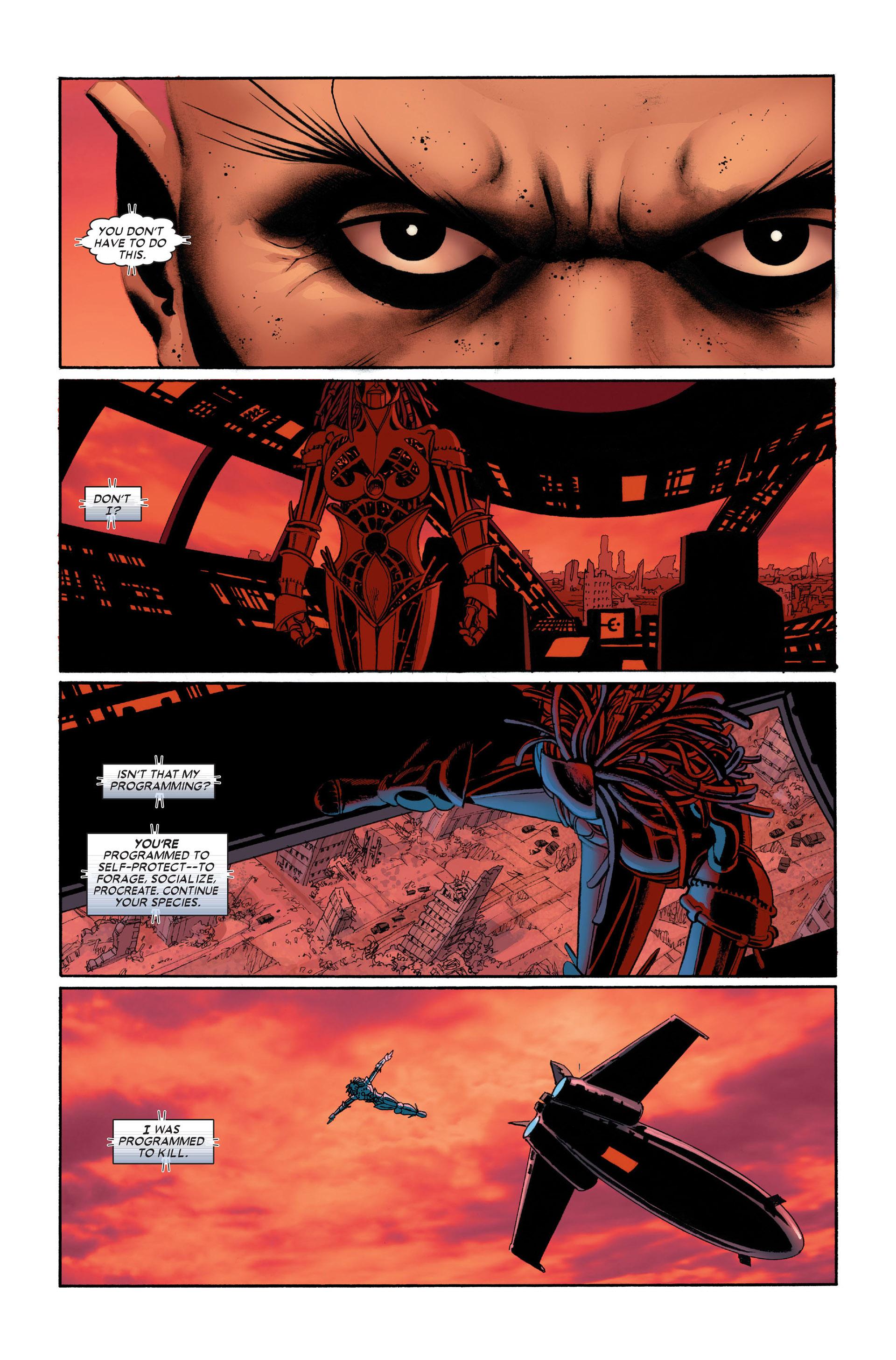 Read online Astonishing X-Men (2004) comic -  Issue #11 - 3