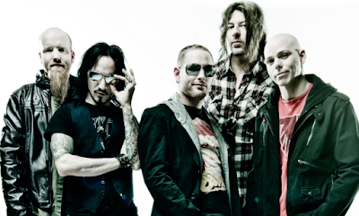 """Lirik Lagu Stone Sour - Thanks God It's Over"""
