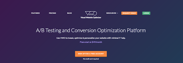 Visual website optimization