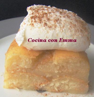 Pastel rápido de piña_1