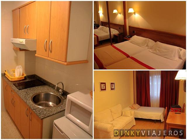 Hotel & Apartamentos Arias. Habitación