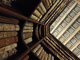 La Biblioteca del San Carlino di Francesco BORROMINI a   Roma