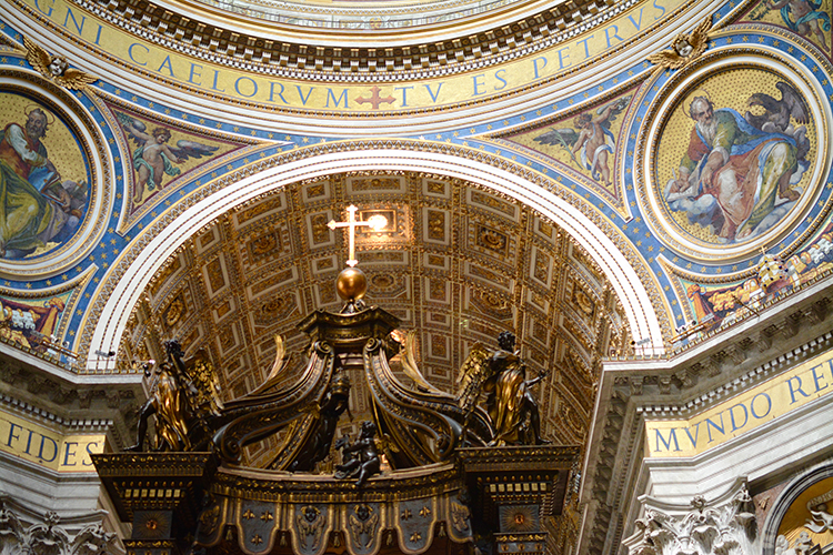 Rome; St. Peter's Basilica | My Darling Days