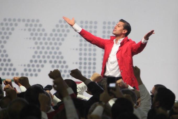 Peña Nieto y el 2018: La multimillonaria apuesta por la publicidad
