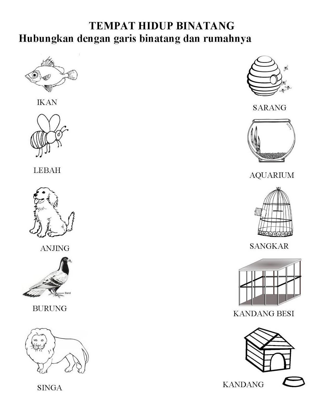 Worksheets Worksheet-anak-2-tahun im happy now in paud pendidikan anak usia dini preschool lks kegiatan dalam tema binatang diantaranya meliputi melingkari menghubungkan garis lurus melipat dan menempel aspek yang dike