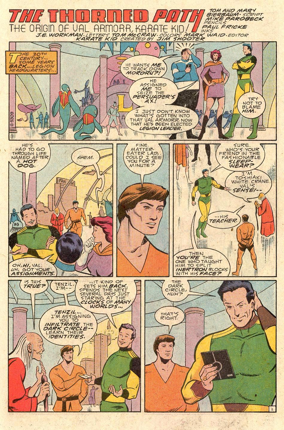 Read online Secret Origins (1986) comic -  Issue #47 - 14