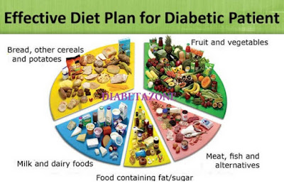 Recommendations for A Diabetic Diet Plan