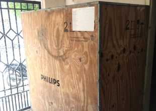 QUE ABSURDO! Mamógrafo de R$ 250 mil é encontrado sem uso em Acaraú