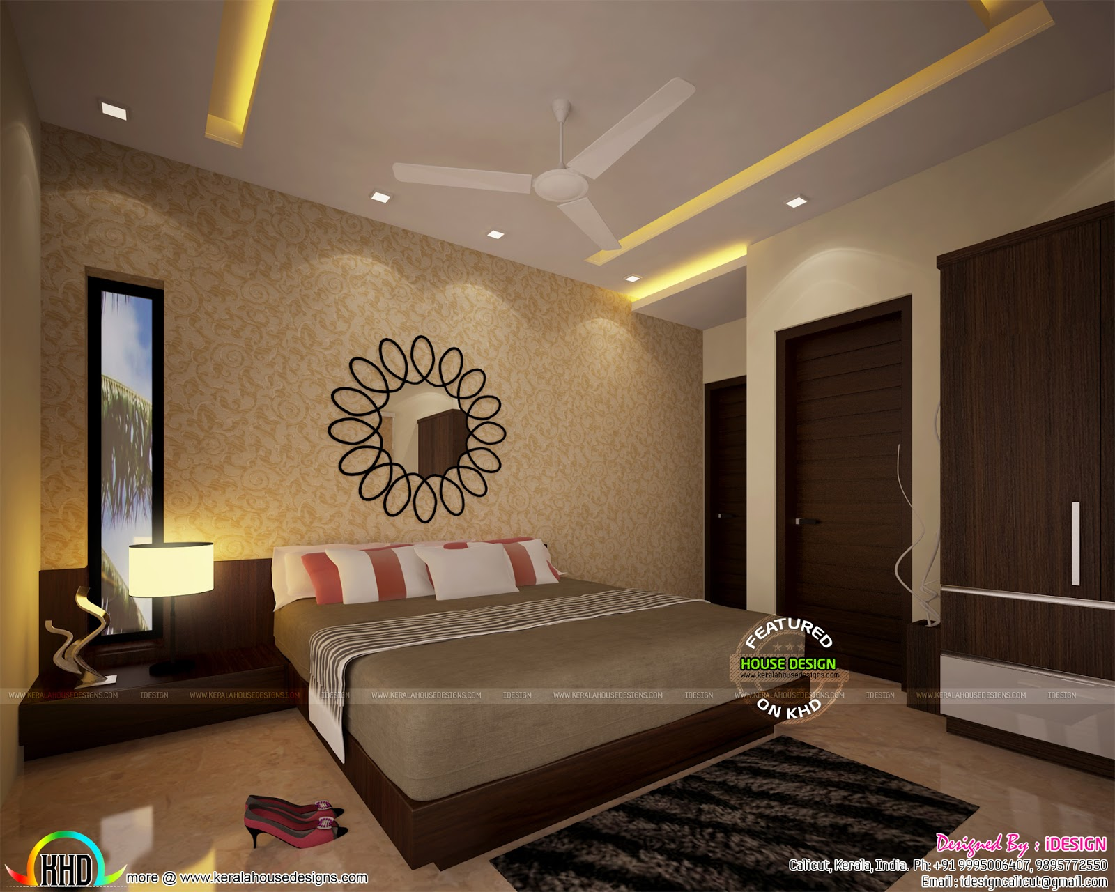 Modern Interior Concepts House Kerala Home Design And Floor Plans