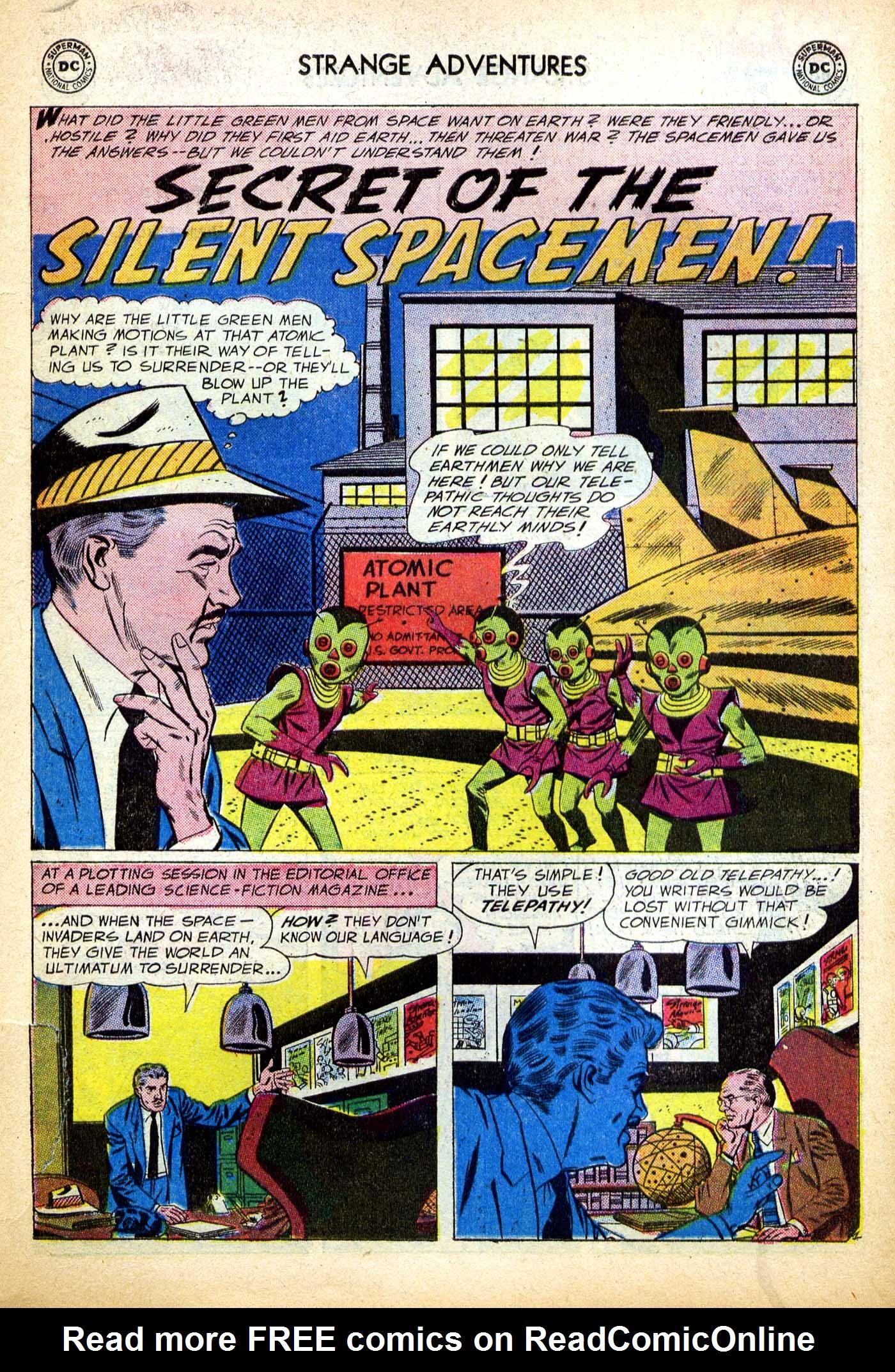 Strange Adventures (1950) issue 82 - Page 17