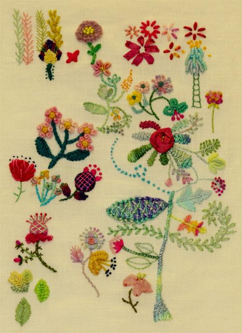 κέντημα λουλούδια, λουλούδια σχέδια, σχέδια κέντημα