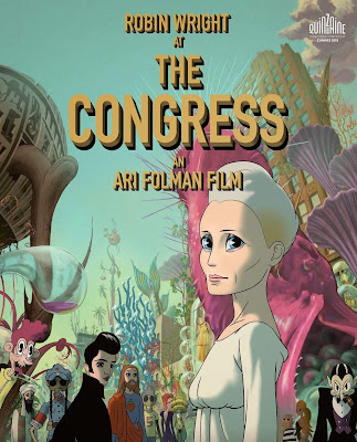 Poster Of Hollywood Film The Congress (2013) In 300MB Compressed Size PC Movie Free Download At worldfree4u.com