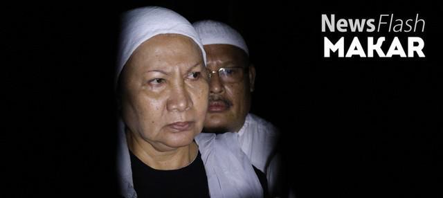 Ratna Sarumpaet: Saksi Ahli IT GNPF MUI Dibacok, Kayak Jaman PKI Saja