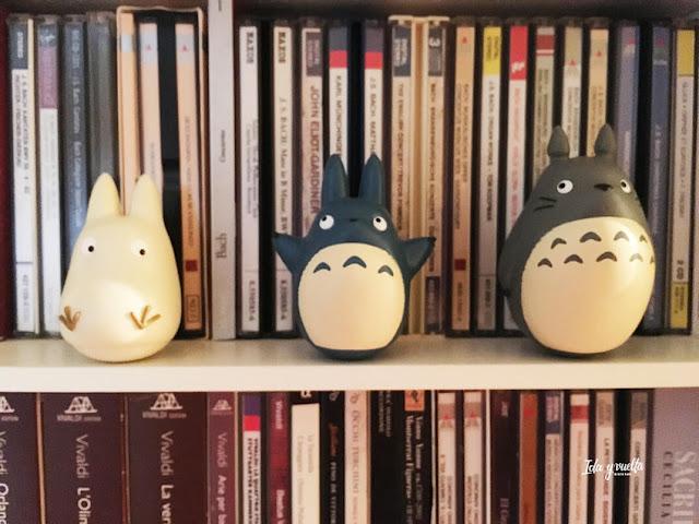 Museo Ghibli recuerdos de Totoro
