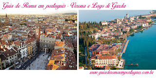 Paseios Veneza Verona LagoDIGarda - Guia de turismo em Veneza