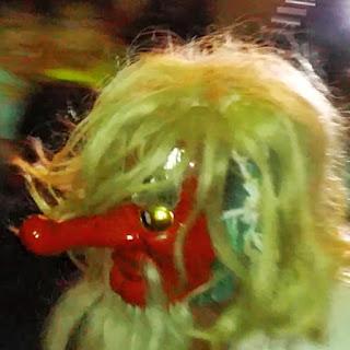 人文研究見聞録:奇祭 天狗まつり2015(聖天宮西江寺) [大阪府]