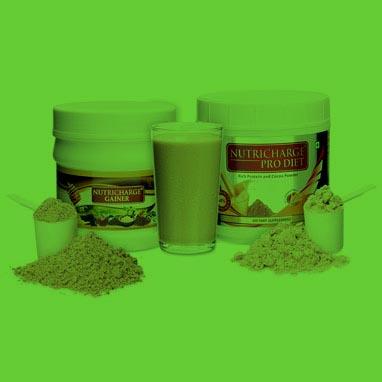 Nutricharge Genir & Nutricharge protin
