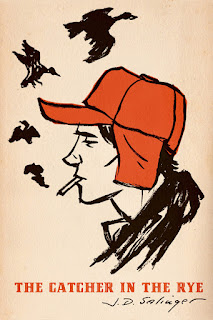 Catcher in the Rye, a novel by JD Salinger