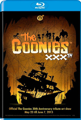 The Goonies 30th Anniversary Edition 1985 BD50 Latino