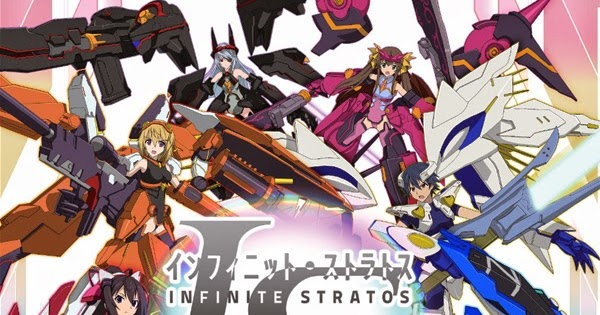 IS - Infinite Stratos | BD | 720p | Sub español | Mega / Google