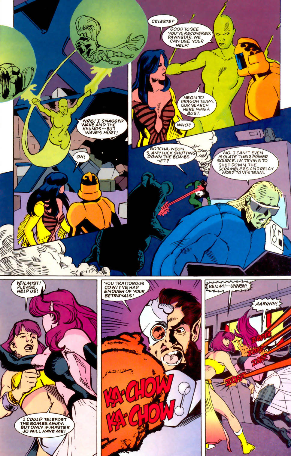 Legion of Super-Heroes (1989) 58 Page 19
