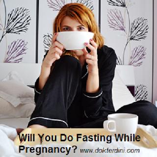 puasa saat hamil muda