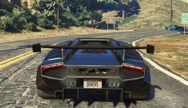 Lamborghini Countach Qv Gtaind Mod Gta V Indonesia