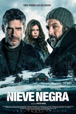 Poster Nieve negra 2017