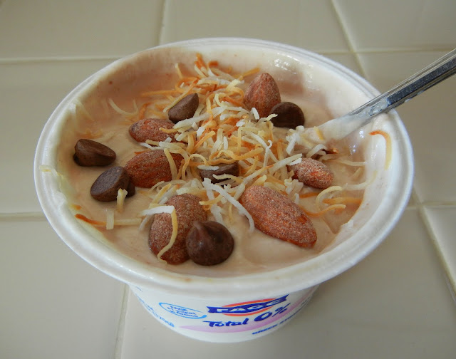 Yogurt Parfait Almonds Sugar Free No Sugar Added Torani Syrup Recipes