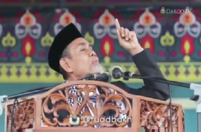 pidato KH Hasan Abdullah Sahal