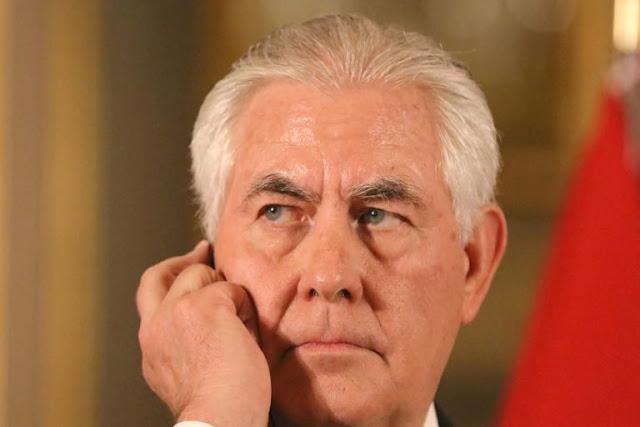 EEUU podría ayudar a países caribeños si impone sanciones a industria petrolera venezolana, afirma Tillerson