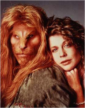 La Belle et la bête, série des années 80