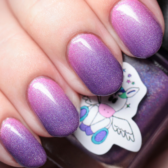 Grace-full Nail Polish Dreamy Dawn