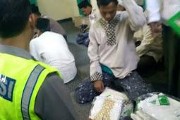 Kapolres Rembang Tegas Mengganti Baju FPI yang datang Ke Rembang