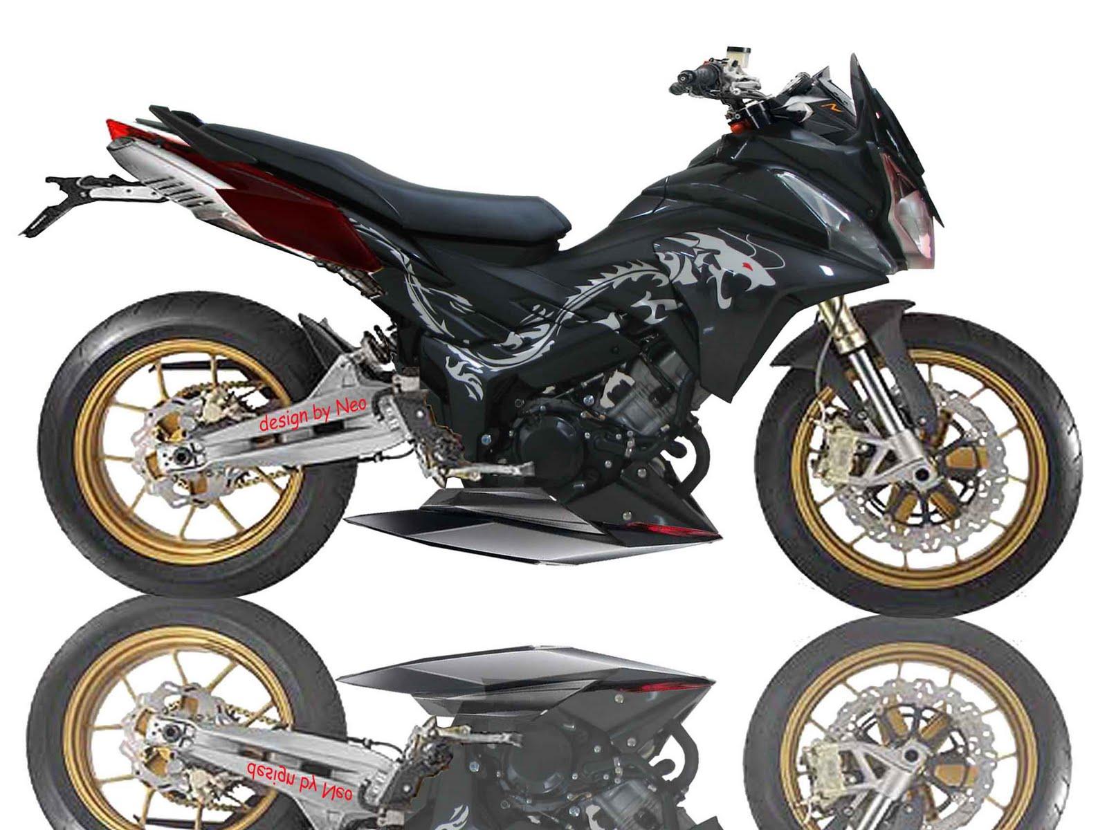 Gambar Modifikasi Motor CS Download Image