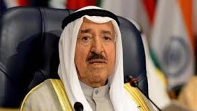 الشيخ صباح الأحمد أمير الكويت