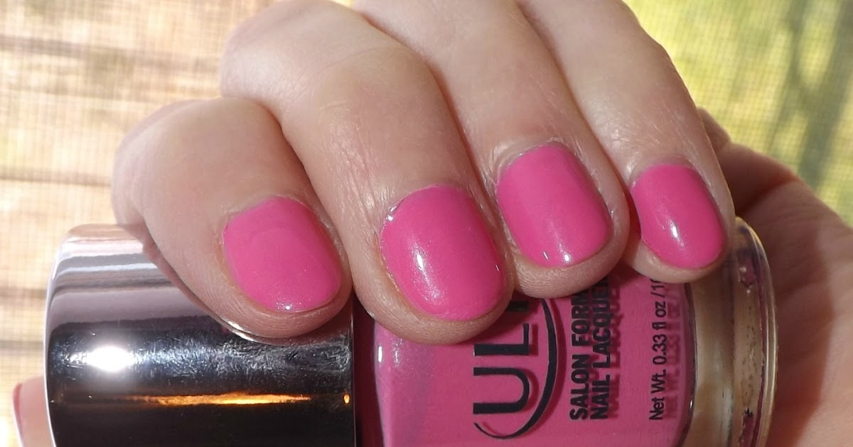 "Perfectly Polished 12: Perfectly Polished 12: ULTA ""Flamingo"""