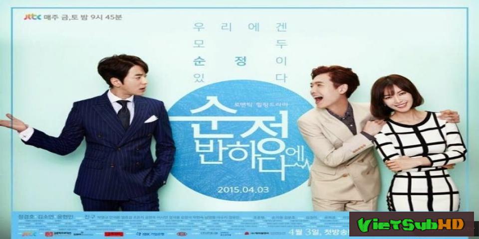 Phim Tình Yêu Thuần Khiết Hoàn Tất (16/16) VietSub HD | Falling For Innocence 2015