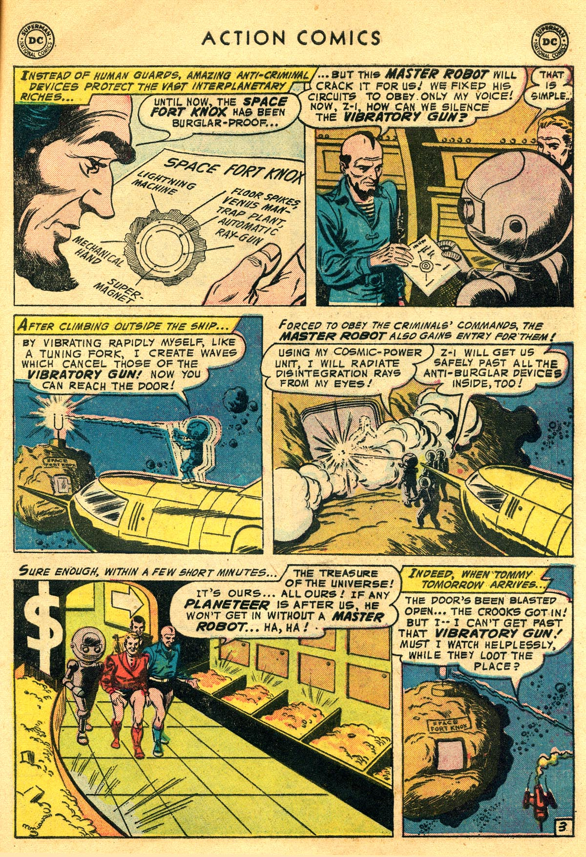 Read online Action Comics (1938) comic -  Issue #225 - 29
