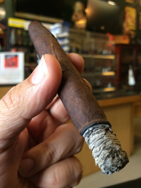 J.Fuego Americana Petit Corona cigar 3