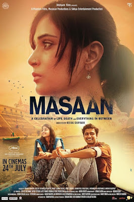 Masaan 2015 100mb DVDRip HEVC Mobile Movie Bollywood movie in hindi compressed small size mobile movie free download at https://world4ufree.to