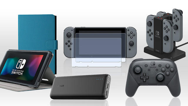 Nintendo Switch: The best accessory for home and travel