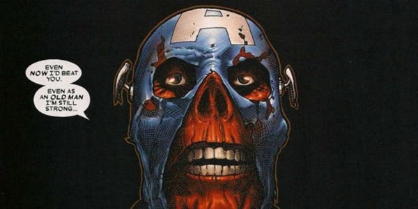 jenis captain america skull