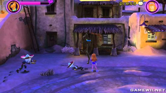 Scooby Doo And The Spooky Swamp Download Game Nintendo Wii Free