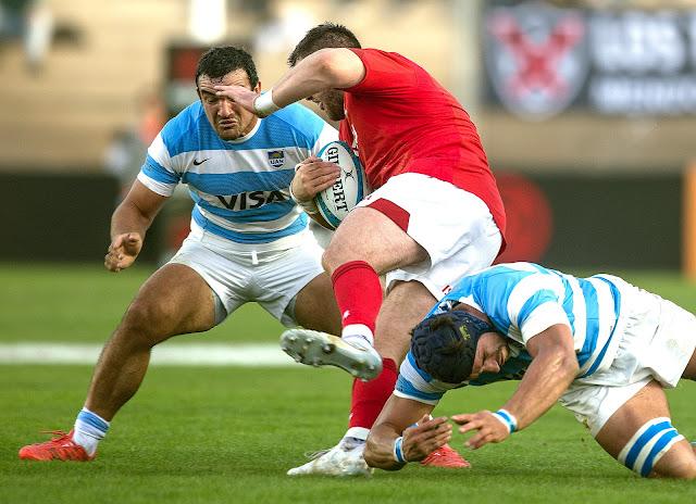 Argentina cayó al 10mo lugar del ranking de la World Rugby
